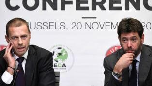 Nella serata di ieriUefa, Eca e leghe europee hanno inviato una lettera diretta a tutte le Federazioni, a tutte le leghe e a tutti i club d'Europa, firmata...