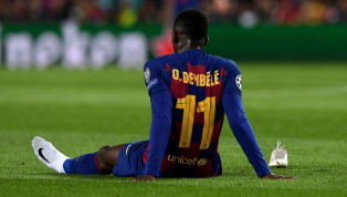 ​Barcelona have confirmed that winger Ousmane Dembélé is expected to miss around ten weeks of action to recover from a hamstring injury he suffered in...