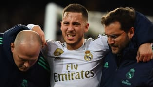 Real Madrid coach Zinedine Zidane has explained that the club is waiting for test results on the severity of the ankle injury suffered by Eden Hazard during...