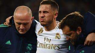 Real Madrid have been handed an injury boost with the news that Eden Hazard will only be out of action for around ten days, after the Belgian star limped off...