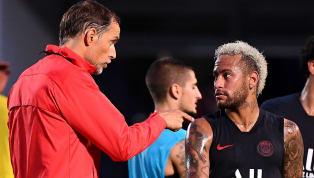 El entrenador del Paris Saint Germain trató la situación del brasileño en la rueda de prensa posterior a la derrota frente a Stade Rennes. Explicó que el...