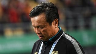  ภาพ :ช้างศึก ทีมชาติไทยทำเซอร์ไพรส์เล็กๆ ในทัวร์นาเมนต์ 4 เส้า ไชนา คัพ 2019 ที่ประเทศจีนด้วยการประเดิมสนามเอาชนะเจ้าภาพ ทัพมังกรได้สำเร็จ 1-0 ก่อนที่...