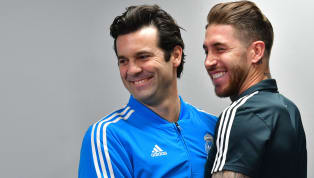 Sergio Ramos hat erneut für Ärger gesorgt. Der Innenverteidiger vonReal Madriderhielt im Achtelfinal-Hinspiel der Champions League bei Ajax Amsterdam (2:1)...