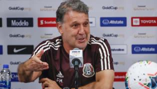 Gerardo 'Tata' Martino anunció la lista de convocados con la selección mexicanapara un mini campamento de 4 días entre el 18 y 21 de agosto, mismo que no...