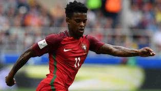 El lateral derecho portugués fue titular en el triunfo (2-4) del combinado luso en feudo serbio. Fue sustituido en el minuto 65 después de una dura entrada...