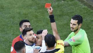 Un nuevo bochornoso capítulo le tocó vivir a la selecciónArgentinaen laCopa Américade Brasil 2019: tras el pésimo arbitraje de Roddy Zambrano en las...
