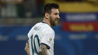 Tim nasional Argentina jelas menjadi salah satu unggulan dalam gelaran Copa America 2019 yang berlangsung di Brasil pada 14 Juni hingga 7 Juli 2019, maklum...
