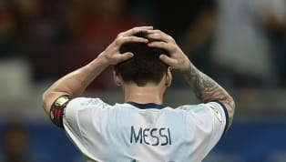 Lionel Messi admits his Argentina side were left feeling 'bitter' after their Copa Americadefeat to Colombia,but insists they must put the resultbehind...