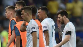 Die argentinische Nationalmannschaft steht bei der Copa America vor dem Aus. Nach zwei Spielen ist das Team um Superstar Lionel Messi Tabellenletzter. In...