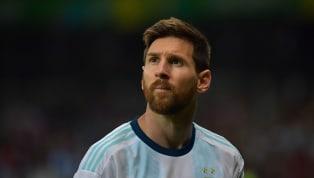 sớm? Lionel Messi và tuyển Argentina cần phải có một chiến thắng ở loạt trận cuối vòng bảng Copa America nếu muốn đi tiếp vào vòng loại trực tiếp. Xem video...