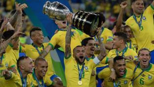 Após 11 anos de jejum - três edições, contando com a Centenário em 2016 -, o troféu daCopa Américavoltou a ser verde e amarelo. Na tarde deste domingo (7),...