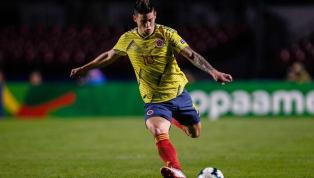 James Rodriguez tiếp tục chứng minh vai trò tối quan trọng của mình trong đội hình của Colombia. Xem lại cú trivela kiến tạo đẳng cấp của James Rodriguez tại...
