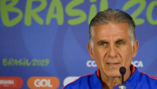  Nuestro 11 inicial para el partido ante @Albirroja pic.twitter.com/nW0sbpCLU5 — Selección Colombia (@FCFSeleccionCol) June 23, 2019  ⚪🔴 #Albirroja 🏆...
