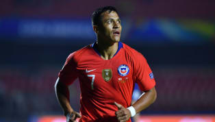 Manchester United forward Alexis Sanchez couldn't contain his excitement after ending his five-month goal drought at the Copa America, revealing the past six...