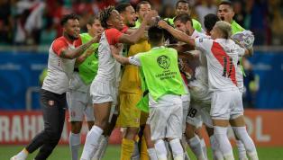 Copa America'da normal süresi 0-0 sona eren çeyrek final turu mücadelesinde Peru, Uruguay'ı seri penaltı atışları sonucunda 5-4 mağlup ederek organizasyonda...