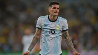 """El volante de la selección albiceleste manifestó su repudio por la polémica generada en el partido ante Brasil: """"Cuando teníamos la pelota, volvían la jugada..."""