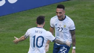 Lautaro Martinez's agent has admitted that his client enjoyed being praised by Lionel Messi recently, but refused to be drawn on whether the Argentina and...