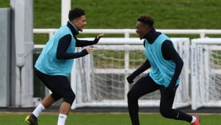 England head coach, Gareth Southgate, has backed the likes of Callum Hudson-Odoi and Jadon Sancho, claiming the youngsters have all it takes to be a success...