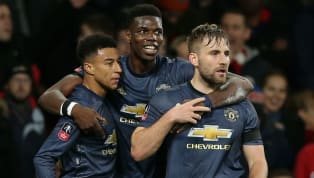 gard Manchester United pair Paul Pogba and Jesse Lingard didn't almost come to blows in Australia at all, despite the frenzied media coverage suggesting they...