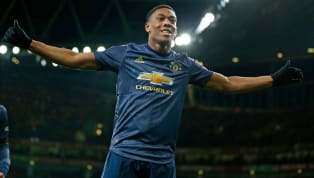 Manchester United have confirmed that Anthony Martial will wear the number nine shirt next season, replacing Romelu Lukaku after the Belgian's deadline day...