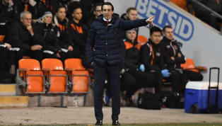 Arsenal manager Unai Emery praised his side's young players as the Gunners comfortably beat Blackpool in the third round of the FA Cup on Saturday evening. A...