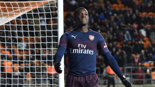 Former Arsenal midfielder and current Under-23 coach Freddie Ljunberg has revealed that he thinks Eddie Nketiah should start in the absence of the suspended...