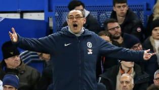 Cổ động viên Chelsea không hề hài lòng với Maurizio Sarri trong trận thua Manchester United ở FA cup rạng sáng 19/2, đã có nhiều lời văng tục và yêu cầu sa...