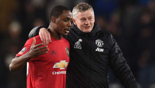 erby ​Manchester United manager Ole Gunnar Solskjaer has praised the impact of January loan signing Odion Ighalo after the Nigerian scored twice to steer the...