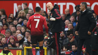 ​Manchester United boss Ole Gunnar Solskjaer has admitted he is hopeful that Alexis Sanchez's injury is not serious after the forward was substituted during...