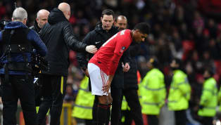 Bad news Manchester United fans: Marcus Rashford is now a doubt forthis weekend's Premier League meeting with Liverpool. And he is a 'doubt', because after...