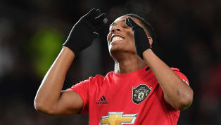 Following the departure of Romelu Lukaku in the summer, Manchester United opted to hand Anthony Martial the number nine shirt once more - the jersey he was...