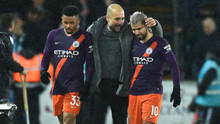 mmer Gabriel Jesus has reaffirmed his desire to stay at Manchester City, insisting that both he and Sergio Aguero will remain at the Etihad Stadium next...