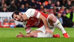 Arsenal's injury list continues to get longer as Unai Emery's men continue to endure a difficult end to 2018. The club's 22 game unbeaten run came to an end...