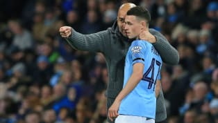 Manchester Citymanager Pep Guardiola was full of praise for youngster Phil Foden, who scored the winner againstTottenham Hotspuron Saturday to help them...