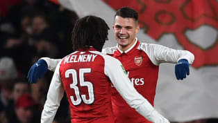 ​Arsenal have officially announced that midfielder Mohamed Elneny is out for two weeks having picked up a thigh injury. The Gunners' injury woes this season...
