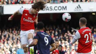 Matchday Delapan Premier League Arsenal 1-0 Bournemouth Emirates Stadium Cukup satu gol dari David Luiz di menit sembilan untuk jadi pembeda hasil akhir laga...