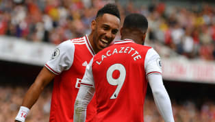 Arsenal forwardPierre-Emerick Aubameyang has revealed that he is very much looking forward to playingalongsideAlexandreLacazetteand new club-record...