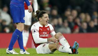 Für Hector Bellerin ist die Saison vorzeitig beendet. Wie derFC Arsenalam Dienstag bestätigte, zog sich der Rechtsverteidiger einen Kreuzbandriss im Knie...