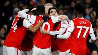 Arsenalberhasil meraih kemenangan penting dan mempertahankan tren positif belum terkalahkan di tahun 2020 saat mengatasi perlawananEvertondalam lanjutan...