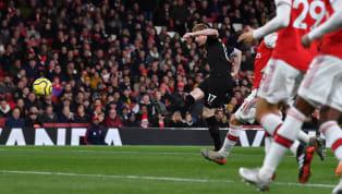 Ngay phút thứ 2 trận đấu, Manchester City đã có bàn mở điểm. Sai lầm lớn thuộc về Calum Chambers khi cầu thủ này phòng ngự quá kém cỏi, đểGabriel Jesus...