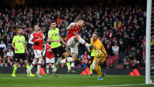 ​From the Emirates – Mikel Arteta may not want to admit it, but the forward line he put out to face Sheffield United on Saturday may look quite a lot like the...