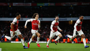Arsenal kept their impressive unbeaten run going with a stunning 4-2 victory over Tottenham in the north London derby on Sunday afternoon. After being 2-1...