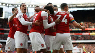 Prediksi Line Up Arsenal untuk Melawan Tottenham Hotspur - League Cup