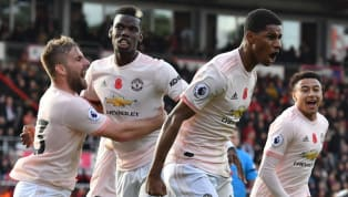 Manchester United needed a goal from Marcus Rashford in added time to help them see off Bournemouth 2-1 at the Vitality Stadium. Callum Wilson gave the hosts...