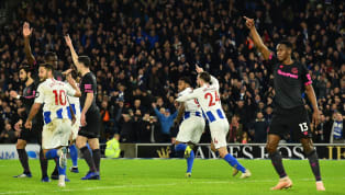 ulls Brighton produced a strong second half display to see off battling Everton side 1-0 at the Amex Stadium on Saturday. Top flight debutant David Button...