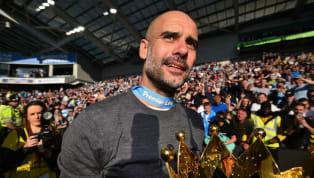 Trong lịch sử nước Anh, chưa từng có một đội bóng nam nào thâu tóm cả 3 danh hiệu cao quý nhất giải quốc nội. Nhưng giờ đã có Manchester City của Pep...