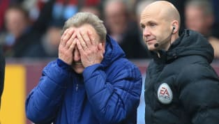 Neil Warnock hailed his players' determination following Cardiff's 2-0 loss to Burnley despite being in a dejected mood after the controversial match. The...