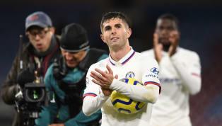 การแข่งขันฟุตบอล พรีเมียร์ลีกอังกฤษ ฤดูกาล 2019/20 วันเสาร์ที่ 26 ตุลาคม 2019 เวลาแข่งขัน 23.30 น. ตามเวลาประเทศไทย ผลการแข่งขัน เบิร์นลีย์ 2-4 เชลซี...