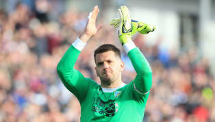 ​Burnley goalkeeper Tom Heaton claims that he is determined to compete with Everton keeper Jordan Pickford for a place in England's starting XI, despite the...