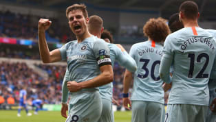 Sunday saw Cesar Azpilicueta score the goal that may have saved Maurizio Sarri's job, heading home a controversial late equaliser to spark the Blues' 2-1...